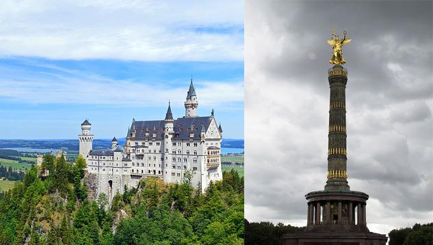 Как оформить визу в Германию в Екатеринбурге